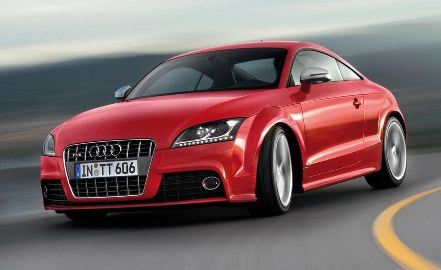 2009 Audi TTS coupe - Slide 6