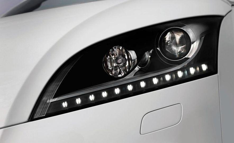 2009 Audi TTS coupe - Slide 10