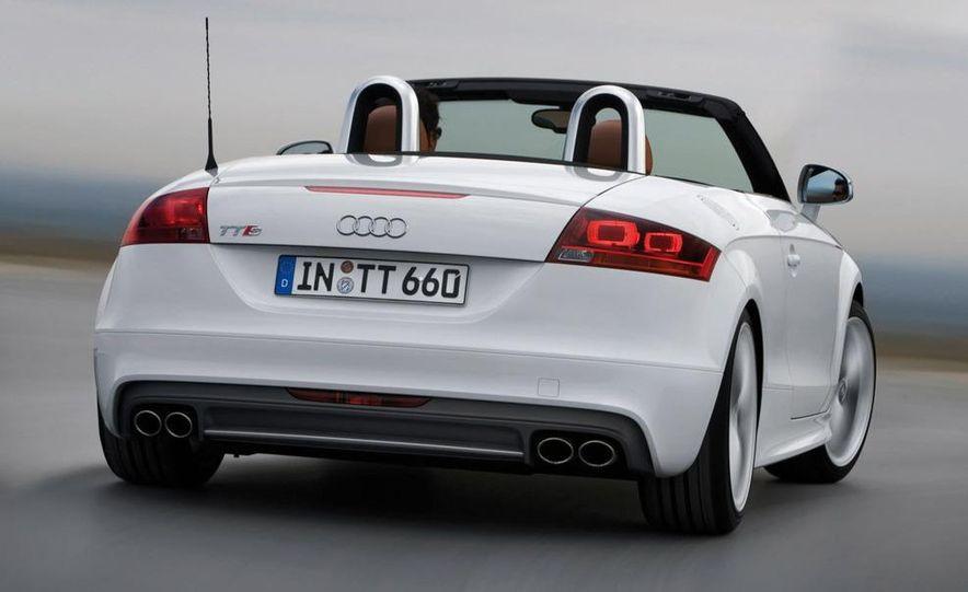 2009 Audi TTS coupe - Slide 5