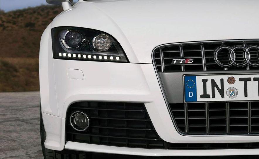 2009 Audi TTS coupe - Slide 9