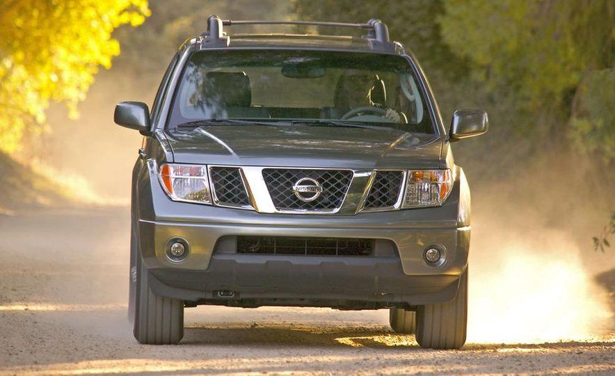 2008 Nissan Frontier King Cab - Slide 10