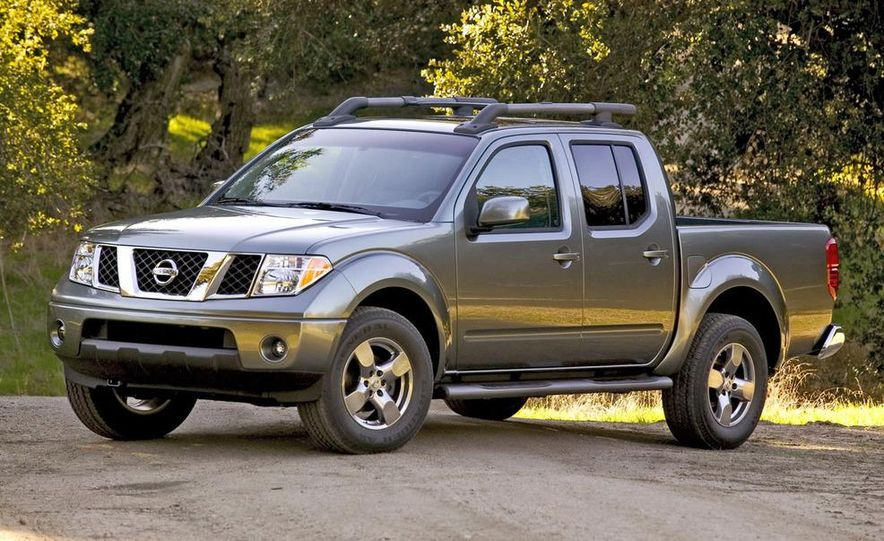 2008 Nissan Frontier King Cab - Slide 15