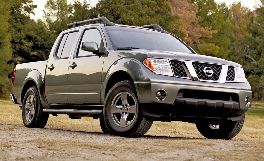2008 Nissan Frontier King Cab - Slide 19