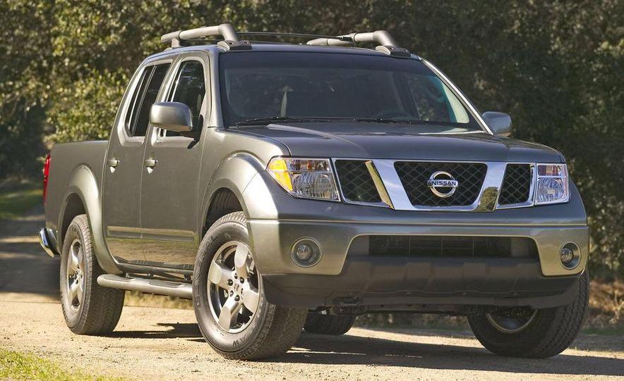 2008 Nissan Frontier King Cab - Slide 20