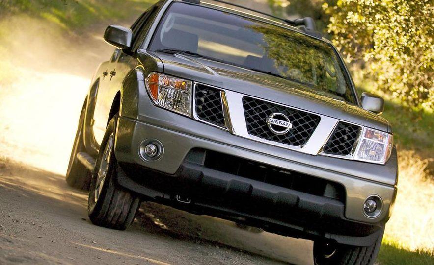 2008 Nissan Frontier King Cab - Slide 23