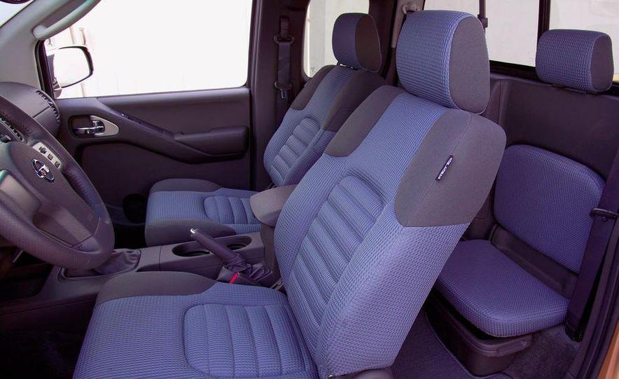 2008 Nissan Frontier King Cab - Slide 7