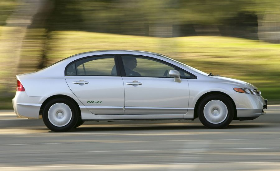 2008 Honda Civic GX
