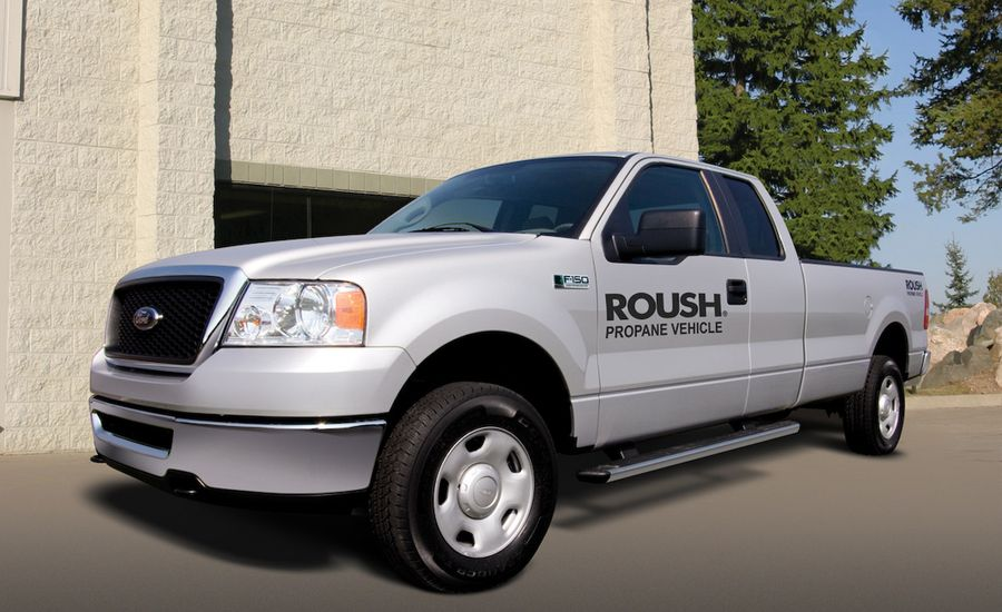 2008 Roush F-150 LPI