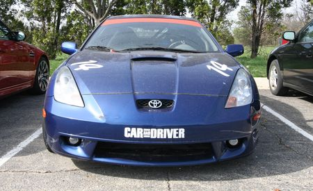 The C/D Solution: 2000 Toyota Celica GT-S