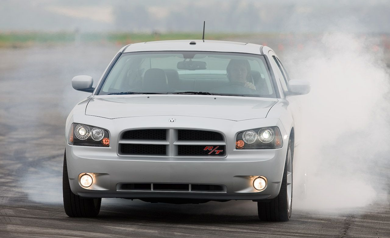 2008 dodge charger r/t | comparison tests | comparisons | car and