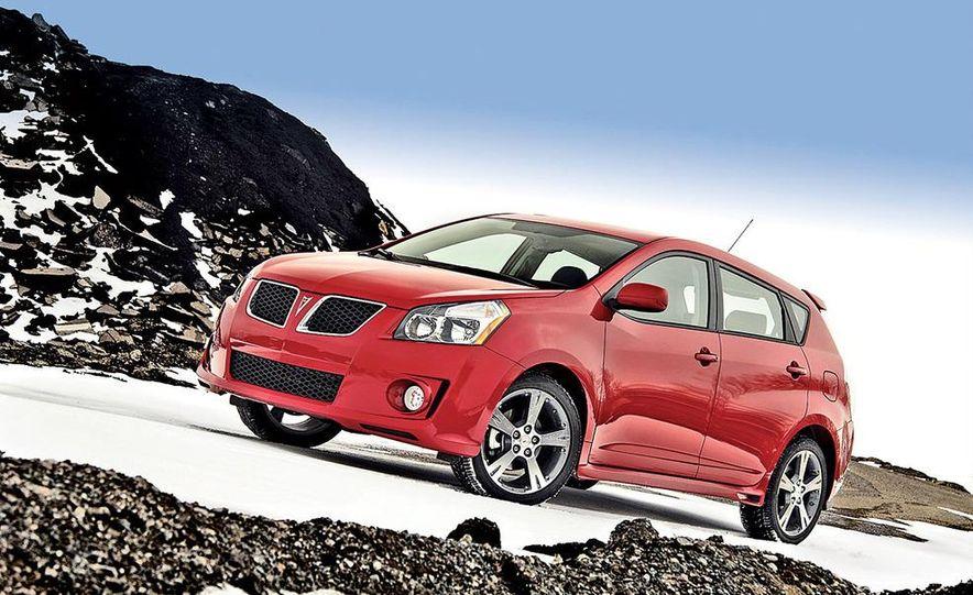 2009 Pontiac Vibe GT - Slide 1