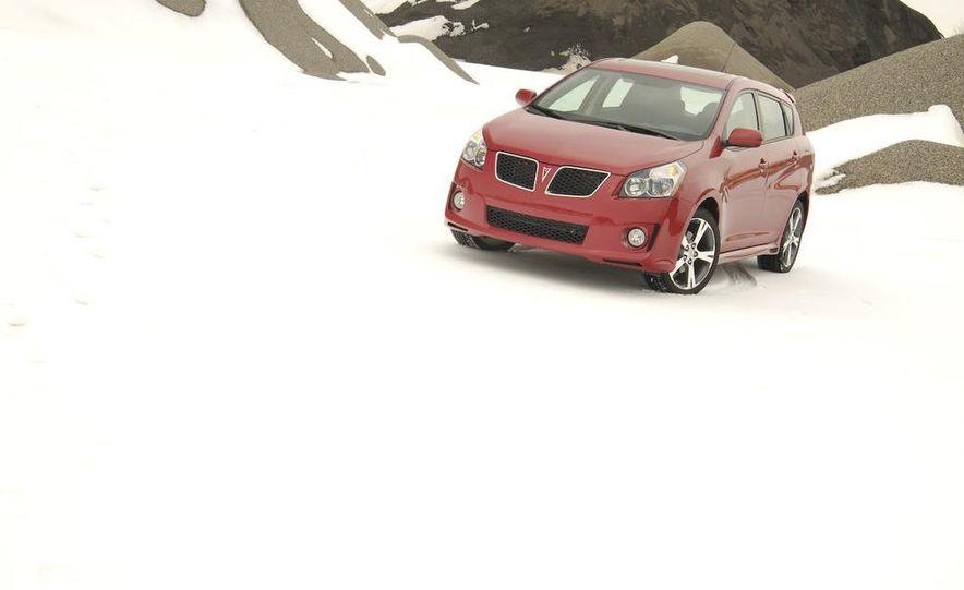 2009 Pontiac Vibe GT - Slide 5