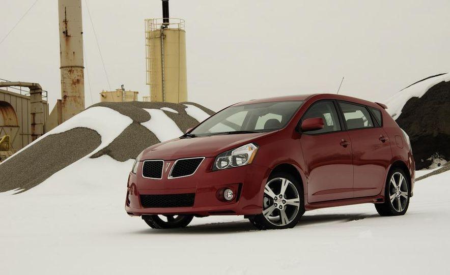 2009 Pontiac Vibe GT - Slide 6