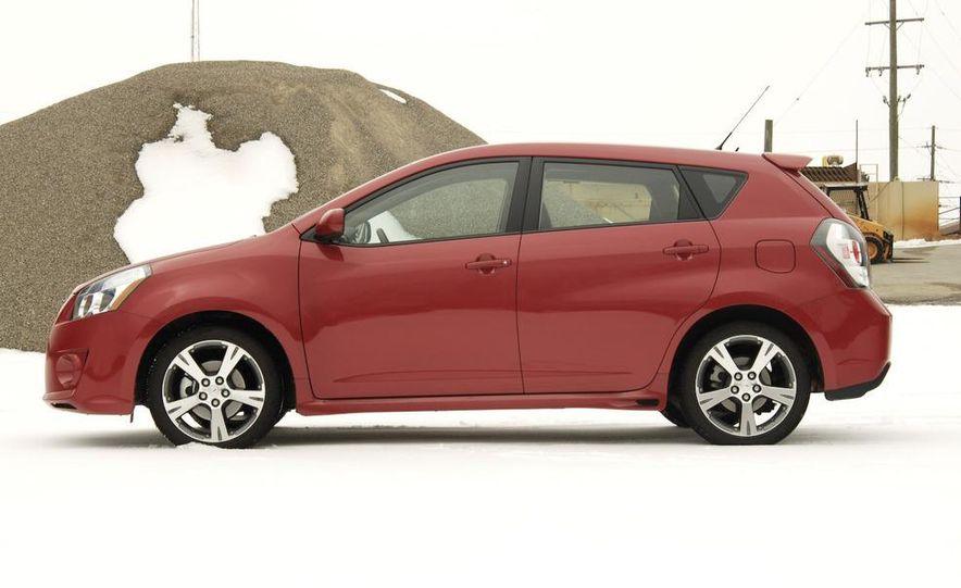 2009 Pontiac Vibe GT - Slide 7