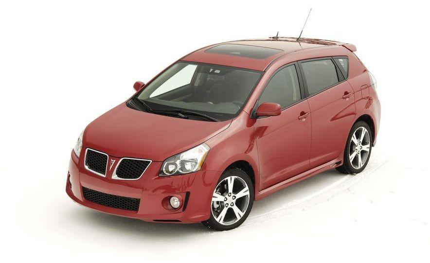 2009 Pontiac Vibe GT - Slide 8