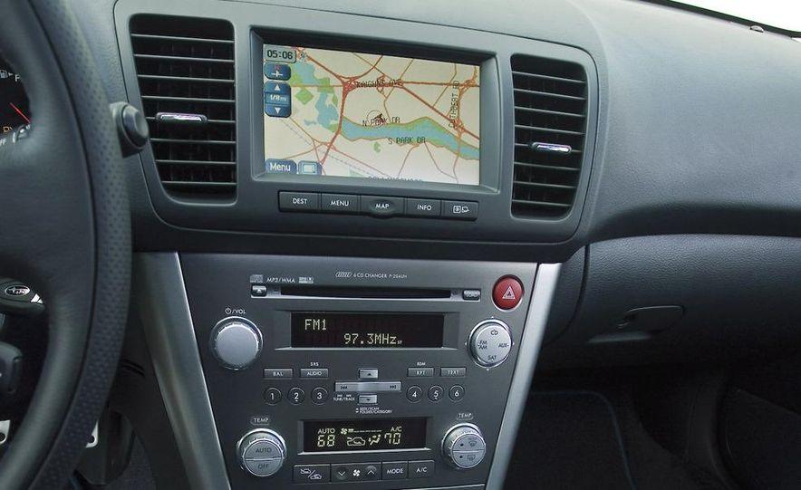 2008 Subaru Legacy 3.0 R Limited - Slide 19