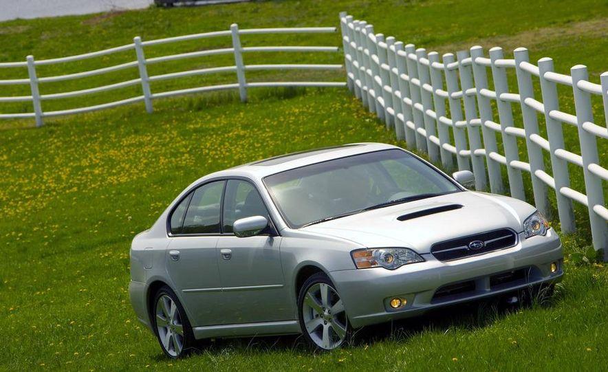 2008 Subaru Legacy 3.0 R Limited - Slide 16