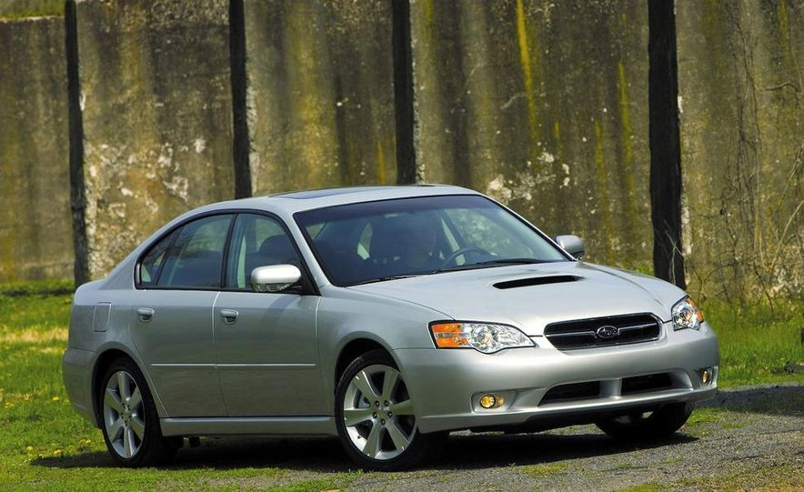 2008 Subaru Legacy 3.0 R Limited - Slide 17