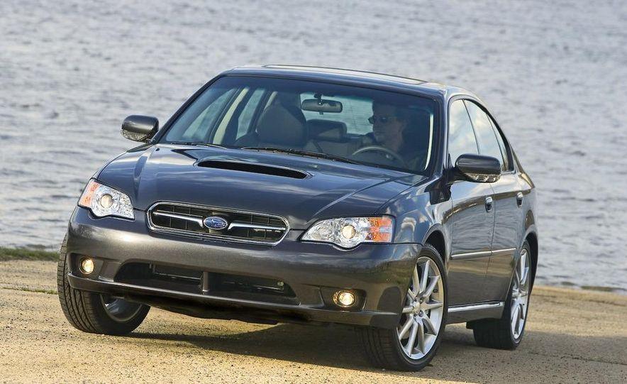 2008 Subaru Legacy 3.0 R Limited - Slide 21