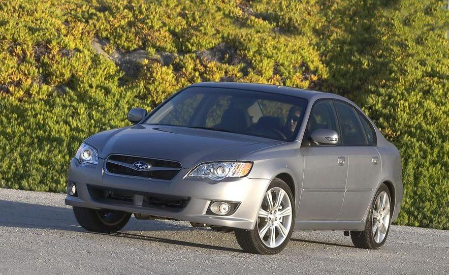 2008 Subaru Legacy 3.0 R Limited - Slide 2