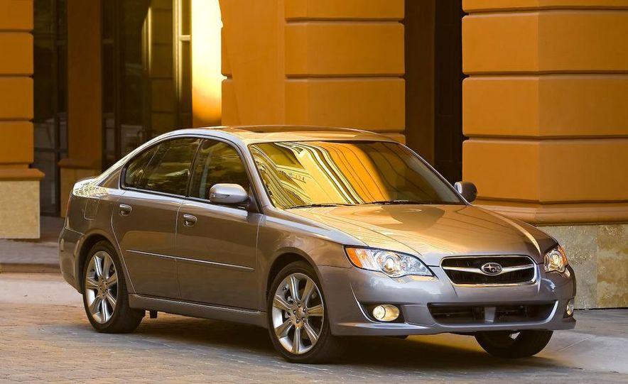 2008 Subaru Legacy 3.0 R Limited - Slide 3