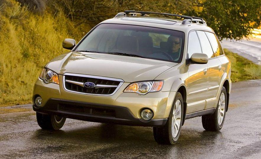 2008 Subaru Legacy 3.0 R Limited - Slide 8
