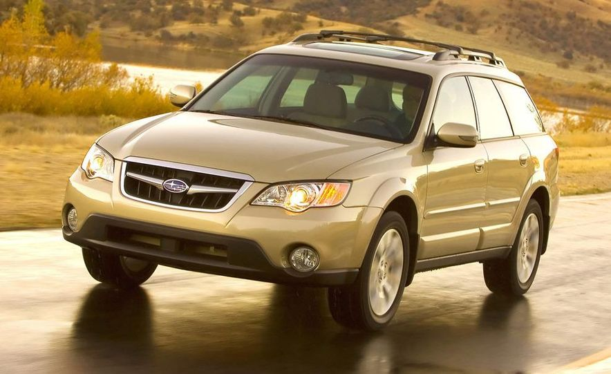 2008 Subaru Legacy 3.0 R Limited - Slide 9