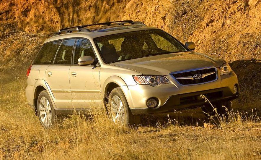 2008 Subaru Legacy 3.0 R Limited - Slide 11