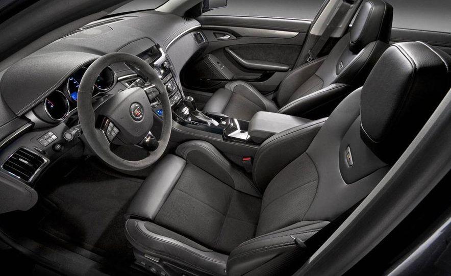 2009 Cadillac CTS-V - Slide 19