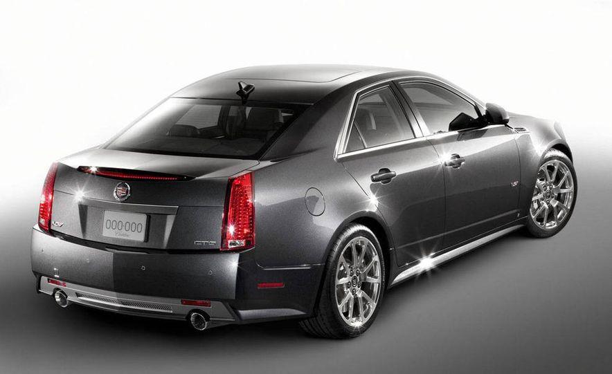 2009 Cadillac CTS-V - Slide 10