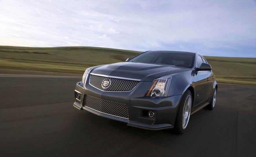 2009 Cadillac CTS-V - Slide 7