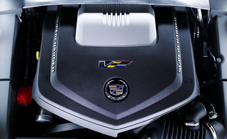 2009 Cadillac CTS-V - Slide 17