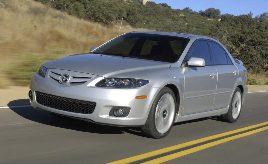 2008 Mazda 6 - Slide 9