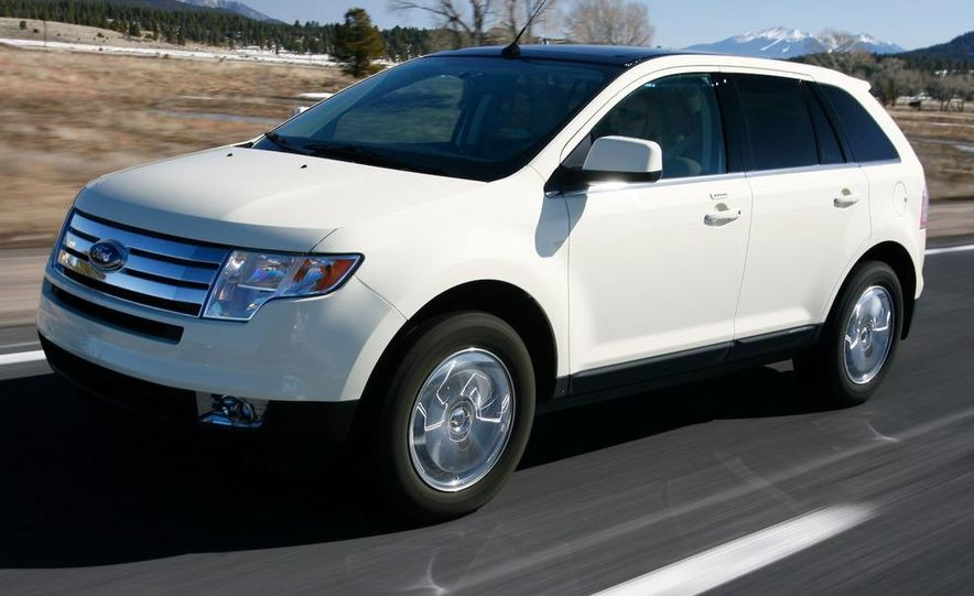 2008 Ford Edge Limited AWD - Slide 1
