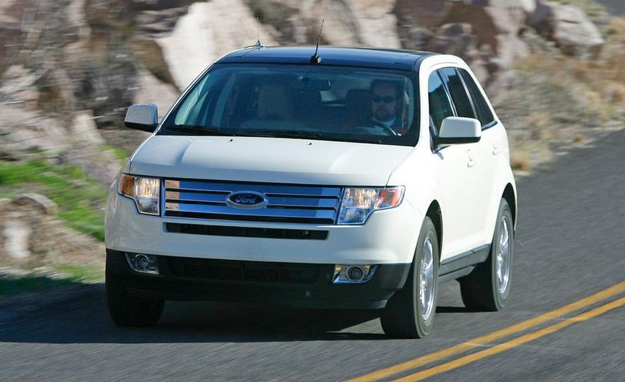 2008 Ford Edge Limited AWD - Slide 2