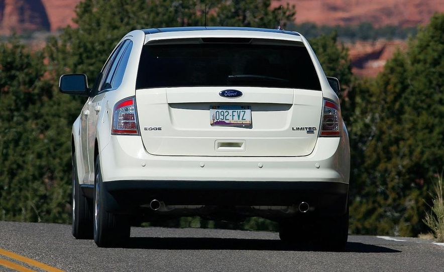 2008 Ford Edge Limited AWD - Slide 8