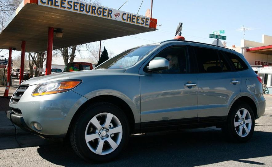 2008 Ford Edge Limited AWD - Slide 38