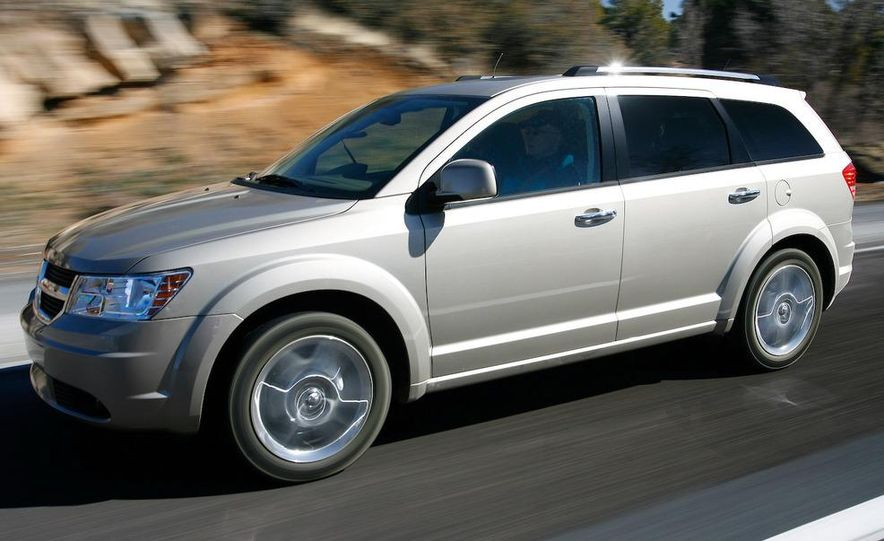 2008 Ford Edge Limited AWD - Slide 11