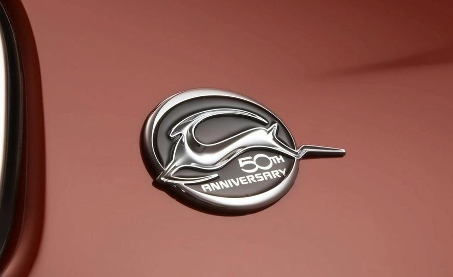 2008 Chevrolet Impala 50th Anniversary Edition - Slide 5