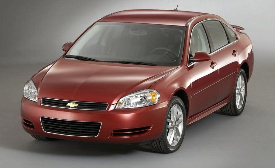 2008 Chevrolet Impala 50th Anniversary Edition - Slide 2