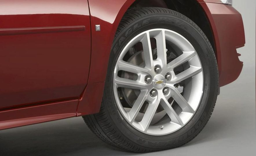 2008 Chevrolet Impala 50th Anniversary Edition - Slide 7