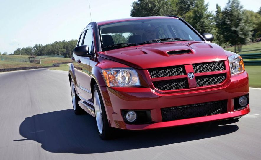 2008 Dodge Caliber SRT4 - Slide 1