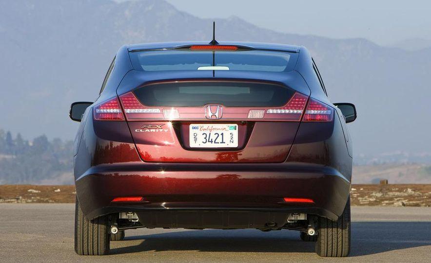 Honda CR-Z concept - Slide 13