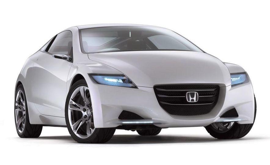 Honda CR-Z concept - Slide 2