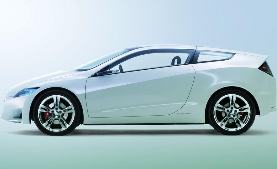Honda CR-Z concept - Slide 3
