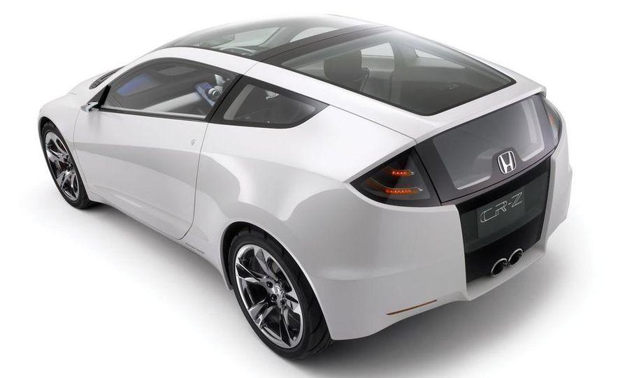 Honda CR-Z concept - Slide 4