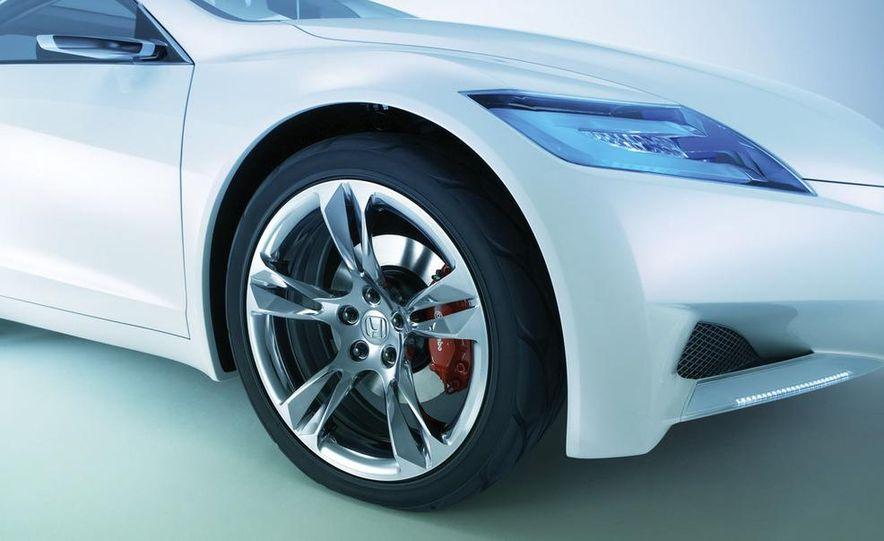 Honda CR-Z concept - Slide 7