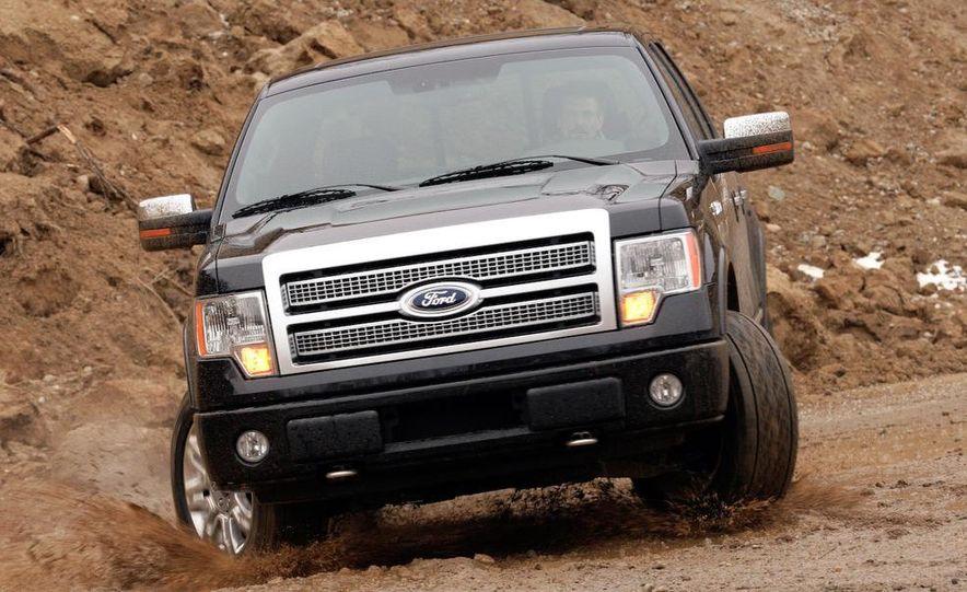 2009 Ford F-150 - Slide 7
