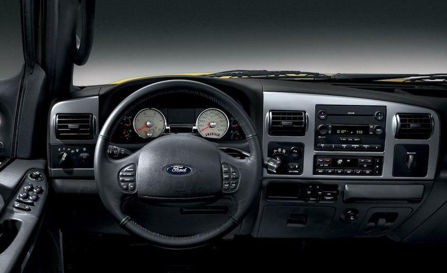 2008 Chevrolet Silverado LTZ - Slide 20