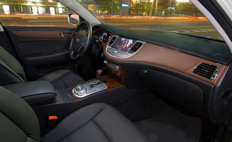 2009 Hyundai Genesis sedan - Slide 19